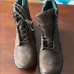 Fíeld and Stream winter boots size 9.5 men's